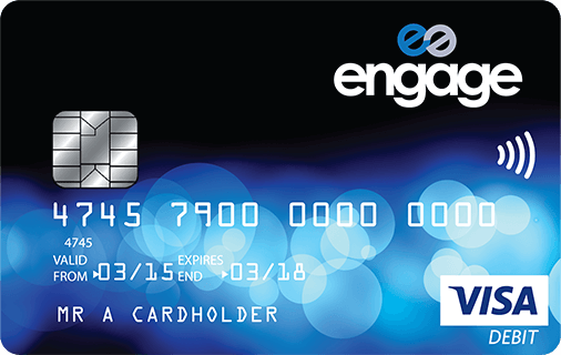 Engage | The fair, honest, trusted alternative bank account